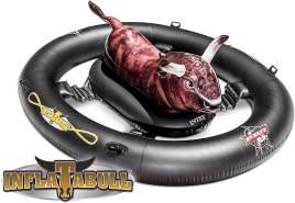 Intex Aufblasbares 56280inflatabull mit Druck Realistische, 239x 196x 81cm
