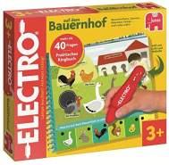 """Jumbo Spiele 19532 - Electro Wonderpen """"Auf dem Bauernhof"""" - Lernspiel"""