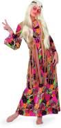 Damen Hippie-Kleid lang (52)