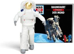 Tonies WAS IST WAS 'Raumfahrt / Der Mond', Hörfigur mit ca. 70 Minuten Spielzeit, ab 6 Jahren, deutsch