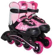 Inliner Kids pink größenverstellbar 29-34