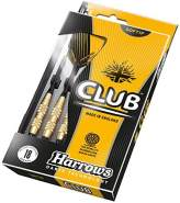 Harrows Darts 7440.16 - Club Brass Größe 16