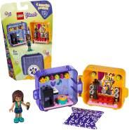 LEGO 41400 Friends Andreas magischer Würfel, Sammelbauset, Mini-Spielset, tragbares Spielzeug für unterwegs