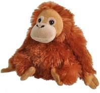 Wild Republic Plüsch Orangutan Weibchen, Cuddlekins Kuscheltier, Plüschtier, 20cm