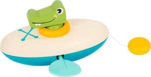 Aufzieh-Kanu Krokodil - waterplay toys