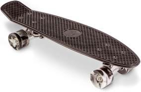 Streetsurfing Skateboard Beach Board, black, 1 SIZE