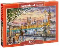Castorland C-104437-2 CSC104437, Verschiedene Designs Puzzle, Bunt