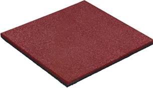Fallschutzmatte HICAR rot