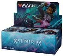 Wizards of the Coast Magic: The Gathering - Kaldheim Draft-Booster Display - englisch