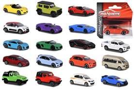 Simba 2053051 Majorette Street Cars aus Metall, Mehrfarbig,