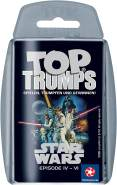 Winning Moves - Top Trumps Star Wars IV - VI