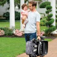 Graco 'Breaze Lite' Buggy in Black