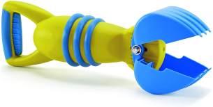 Hape E4007 Greifer Sandspielzeug Strandspielzeug, gelb sortiert