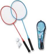 Sunflex Matchmaker 2 Badminton Set schwarz Einheitsgröße
