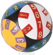 Bartl - 111082 Wisdom Ball Advanced - Puzzle Ball mit verschiebbaren Elementen - Stufe 2