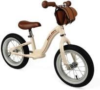 Janod J03294 Bikloon Balance Bike Vintage Metall Beige