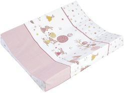 2-Keil Mulde, Gr. 50/65 cm, Happy Animals rosa