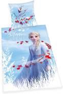 Frozen2 Kinderbettwäsche 80x80/135x200 cm
