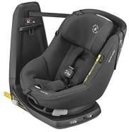 Maxi-Cosi Kindersitz Axissfix Air mit integriertem AIRBAG Authentic Black 9-18 kg (Gruppe 1) Isofix