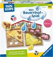 Ravensburger 'Unser Bauernhof' Kinderspiel
