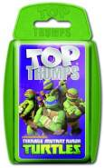 Winning Moves 61755 - Top Trumps - Teenage Mutant Ninja Turtle