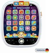 Vtech 80-602904 Babys Lerntablet, Mehrfarbig
