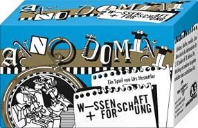 ABACUSSPIELE 09141 - Anno Domini Wissenschaft und Forschung, Quizspiel