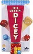 Marbles - It's Gettin' Dicey, rasantes Würfelspiel für 2-6 Spieler, für Kinder ab 8Jahren