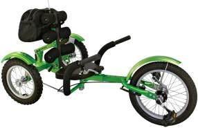Cart-Rider orange