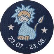 sigikid, Mädchen, Schnuffeltuch, Schaf mit Sternzeichen Löwe, Rosa, 48820