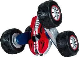 Carrera RC Turnator – Ferngesteuertes, elektrisches Spielzeugauto – 360° Flip Action Stunts in alle Richtungen – bis zu 20 km/h