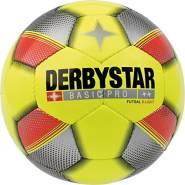 Derbystar Basic Pro S-Light Futsal, 3, gelb rot silber, 1096300596