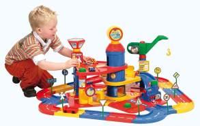 Wader Quality Toys Park Tower mit 3 Ebenen