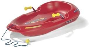 Rolly Toys 200115 - rollySnow Max (Alter ab 3 Jahre, ergonomischer Sitz, mit zwei Bremsen, belastbar bis 100 kg)