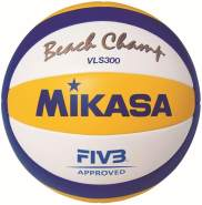 Mikasa Beachvolleyball Beach Champ VLS 300 DVV, 1608