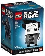 LEGO Brickheadz 41594 - Captain Armando Salazar, Cooles Spielzeug