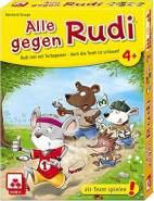 NSV - 4501 - ALLE GEGEN RUDI - Kinderspiel