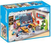 PLAYMOBIL City Life 9455 Klassenzimmer Geschichtsunterricht, Ab 5 Jahren