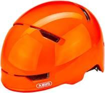 ABUS Fahrradhelm Scraper Kid 3. 0 - shiny orange - 51-55 cm