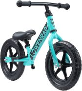 Bikestar Löwenrad Kinderlaufrad 12 Zoll Türkis