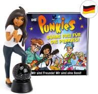 tonies Hörfiguren für Toniebox - Die Punkies - Bühne frei für die Punkies - ca. 69 Min. - Ab 6 Jahre -DEUTSCH