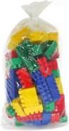 Polesie Set Bausteine groß, farblich sortiert