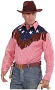 Horror-Shop - Rodeo Cowboy- Hemd XL