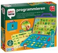Jumbo Spiele 19722 ich lerne programmieren Lernspiel für Kinder, Ab 5 Jahren