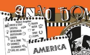 ABACUSSPIELE 09091 - Anno Domini - America, Quizspiel