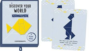 Coppenrath 'Discover your world' Schachtelspiel