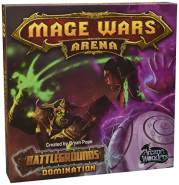 Arcane Wonders ARWWBG01 - Mage Wars Arena - Battleground Dominations, Brettspiel