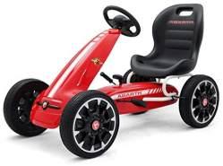 Milly Mally Pedal-Gokart Rutscher Abarth