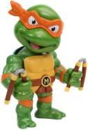 """Jada Turtles 4"""" Michelangelo Metallfigur"""