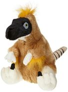 Wild Republic 17962 - NHM Plüsch Dinosaurier Velociraptor, 30 cm